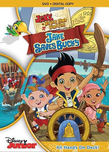 Jake & The Never Land Pirates: Jake Saves Bucky front-883028