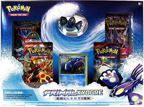 Pokemon Primal Kyogre EX Collection Box Sealed (Kyogre Figure compare prices)