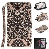 Chreey LG G4 / H818 (5.5 Zoll),Hülle Cover Case Leder