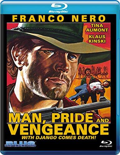 Man, Pride and Vengeance [Blu-ray]