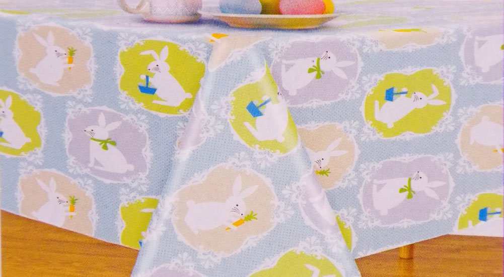 Easter Party Table Covers Easter Wikii