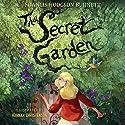 The Secret Garden Audiobook by Frances Hodgson Burnett, Hannah Christenson - illustrator Narrated by Susan Duerden