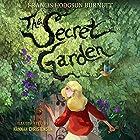 The Secret Garden Hörbuch von Frances Hodgson Burnett, Hannah Christenson - illustrator Gesprochen von: Susan Duerden