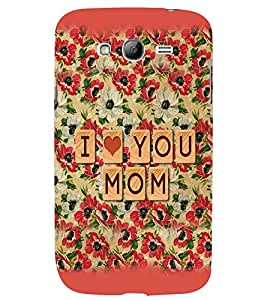 printtech Mother Back Case Cover for Samsung Galaxy Grand Neo::Samsung Galaxy Grand Neo i9060