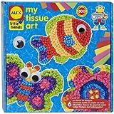 ALEX Toys Little Hands Tissue Paper Art