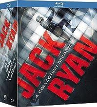 Jack Ryan, la collection secrète - Coffret 5 films [Blu-ray]