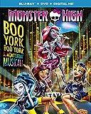Monster High: Boo York, Boo York [Blu-ray]