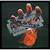 Judas Priest - Patch British Steel (in One Size)