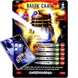 Doctor Who - Single Card : Exterminator 227 Dalek Caan Dr Who Battles in Time Common Card