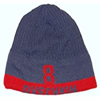NHL Washington Capitals Ovechkin 8 Reversible Reebok Knit Hat - Youth 4 - 7 Yrs -- KC34B