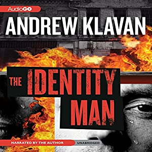 The Identity Man Audiobook