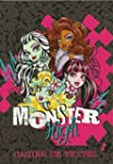 MONSTER HIGH - CAHIER DE TEXTE scolai...