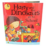 Harry And The Dinosaurs Go To School Ian Whybrow and Adrian Reynolds
