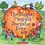 The Biggest Pumpkin Surprise Ever