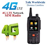 F22 Upgrade 4G LTE Android 5.1 Radio G25/F25 WCDMA GSM Dual Card Walkie Talkie Zello Real-Ptt