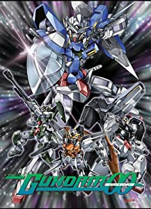 Great Eastern Entertainment Gundam 00 Wall Scroll, 33 by 44-Inch