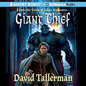 Giant Thief Audiobook