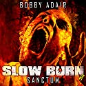 Sanctum: Slow Burn, Book 9 Audiobook by Bobby Adair Narrated by Sean Runnette