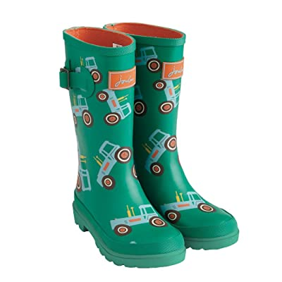 Joules Jnr Boys Welly
