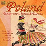 Song And Dance Ensemble Of Warsaw University Of Technology Poland: Traditional Songs And Dances