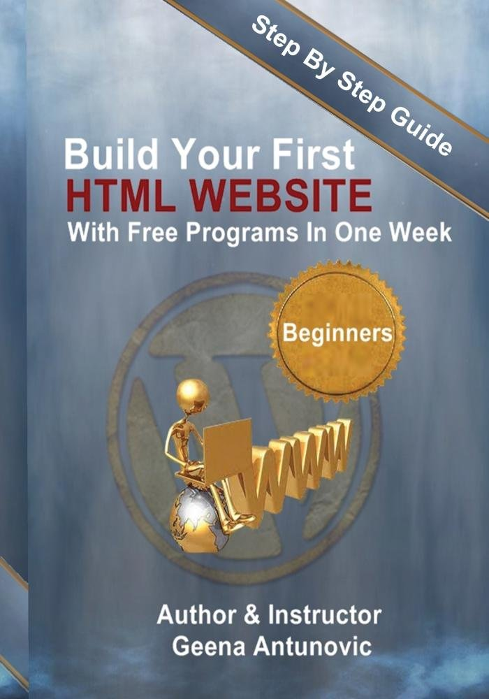 html how to build websites
