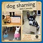 Dog Shaming 2015 Wall Calendar