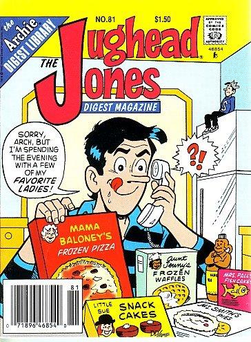 The Jughead Jones Digest Magazine, #81 (Jughead Jones)
