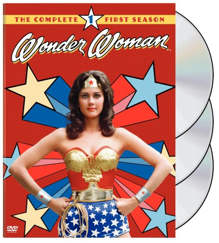 Wonder Woman: The Complete First Season Disc 1