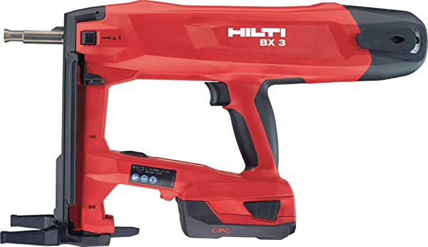 HIlti 3544588 BX3 + 10K X-C20 B3 MX + Batt.+Chrg. Direct Fastening