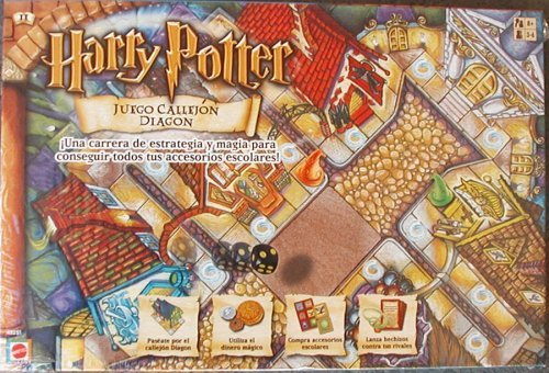 Harry Potter Juego Callejon Diagon by Mattel