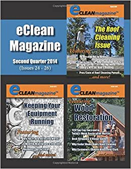 EClean Magazine 2014 2nd Quarter (2014 EClean 2nd Quarter (B&W)) (Volume 2)