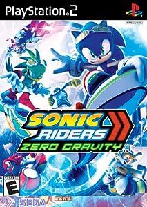 Sega 107491 Sonic Riders- Zero Gravity