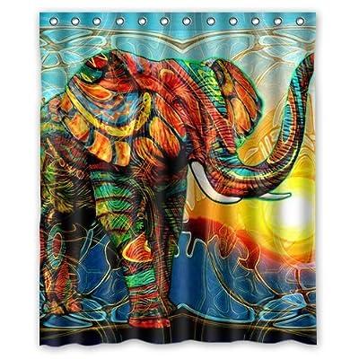 """SHANSHANRE Rihanna Custom Shower Curtain 60"""" x 72"""" Bathroom Decor"""