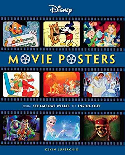 Disney Movie Posters: From Oswald the Lucky Rabbit to Big Hero 6 (Disney Editions Deluxe (Film))