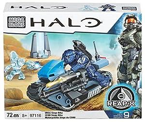 Mega Bloks Halo UNSC Siege Bike
