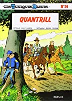 Les Tuniques bleues, tome 36 : Quantrill