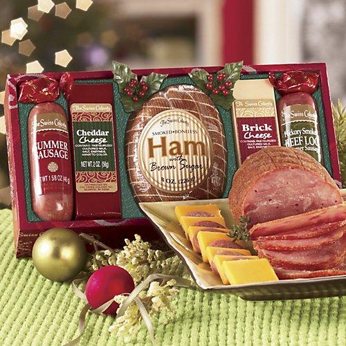 The Swiss Colony High Five Ham Gift Assortment