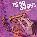 The Thirty-Nine Steps Audiobook by John Buchan Narrated by Frederick Davidson