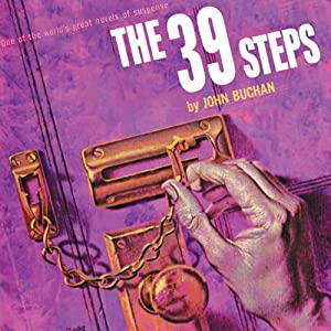The Thirty-Nine Steps Audiobook