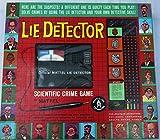 Lie Detector a Scientific Crime Game 1960