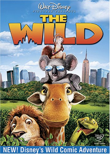 Cover art for  The Wild