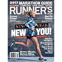 1-Year (12 issues) of Runner's World Magazine Subscription