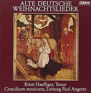 Christmas Songs : Alte Deutsche Weihnachtslieder