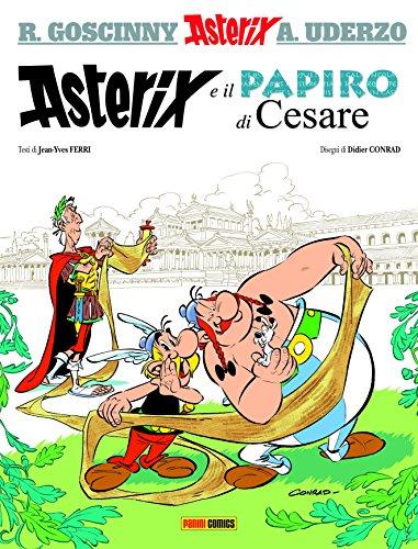 Asterix e il papiro di Cesare PDF