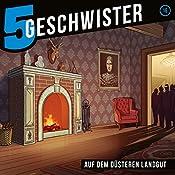 Auf dem düsteren Landgut (5 Geschwister 16)   Tobias Schuffenhauer