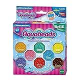 Toy - Aquabeads 79378 - Kinder-Bastelsets - Glitzerperlen