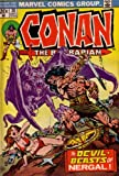 Conan the Barbarian: The Devil-beasts of Nergal! (Vol. 1, No. 30, September 1973) (0249820307) by Stan Lee