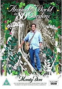 Around The World In 80 Gardens : Complete BBC Series [DVD] [2008]
