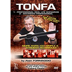 Tonfa: Professional Real Life Scenarios - Advanced Professional