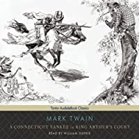 A Connecticut Yankee in King Arthur's Court audio book